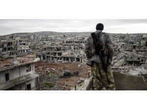 Kobanê sınır köylerine saldırı..Askeri yığınak yapıldı