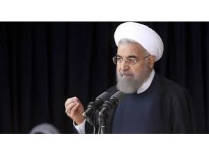 Ruhani: 'ABD'nin hedefi İran'da rejim değişikliği'