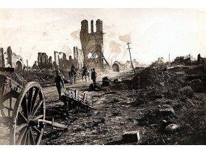 100. yılında 1.Dünya Savaşı...