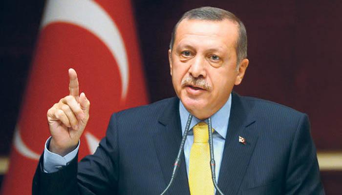 Erdoğan: Hulusi Akar'ı, Gülen'le görüştürmek istemişler
