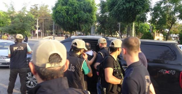 Alay Komutanı Karsavuran ile iki subaya tutuklama kararı