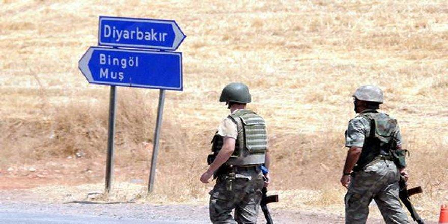 Diyarbakır: Sekiz köyde sokağa çıkma yasağı