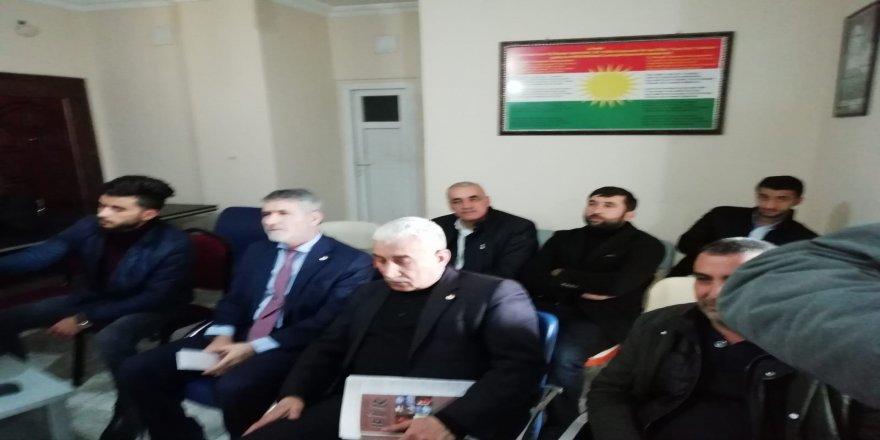 PAK Vanda Molla Mustafa Barzani anması