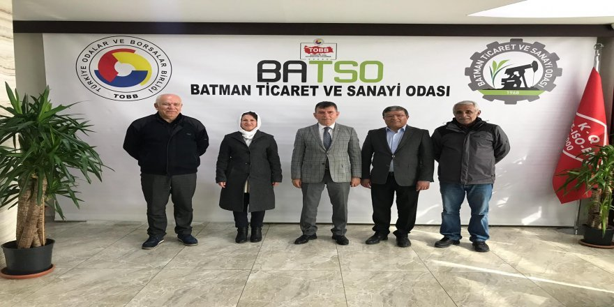 Feyyaz Ekmen den Batsoya seçim ziyareti