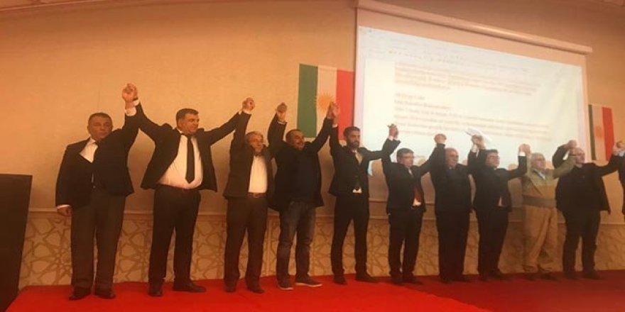 Kürt siyasetinde yeni bir itifak Yurtsever demokratlar