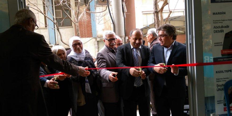 Yurtsever Demokrat İttifak Mardin Seçim Bürosu Kitlesel Bir Katılımla Açıldı