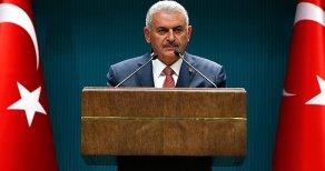 Başbakan Yıldırım:Anayasa Çalışmalarına HDP de Katılabilir.