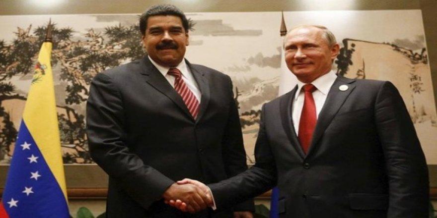 FLAŞ İDDİA: Rusya Venezuela'ya asker gönderdi
