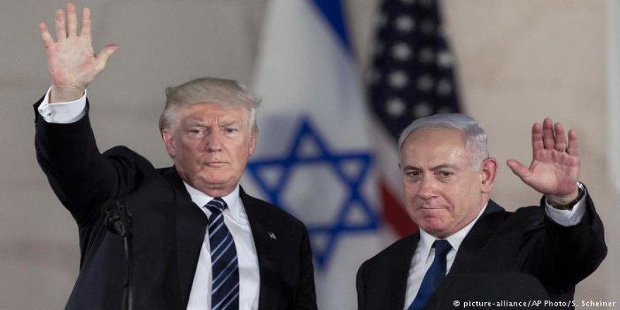 ABD İsrail'in Golan Tepeleri'ndeki egemenliğini tanıdı