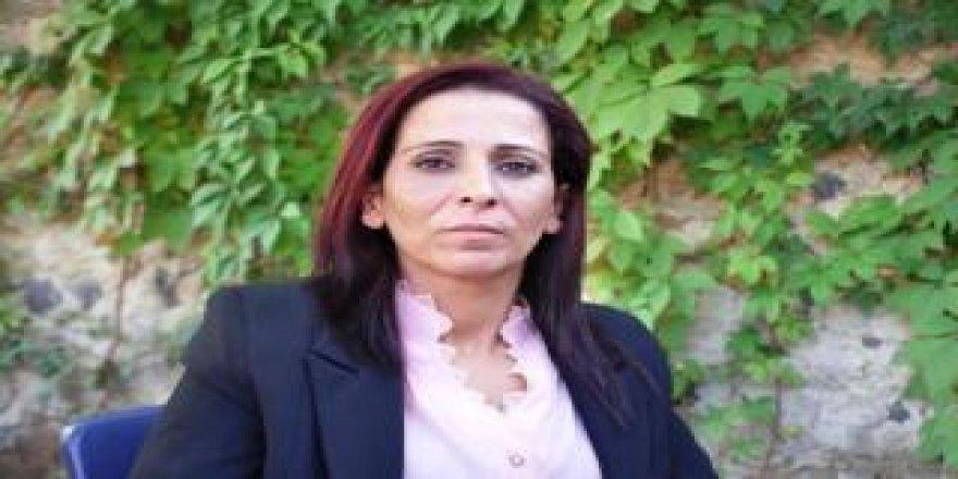 PYD eşbaşkanı Aisha Hassou: Türkiye Kürt Soykırımı kararı aldı