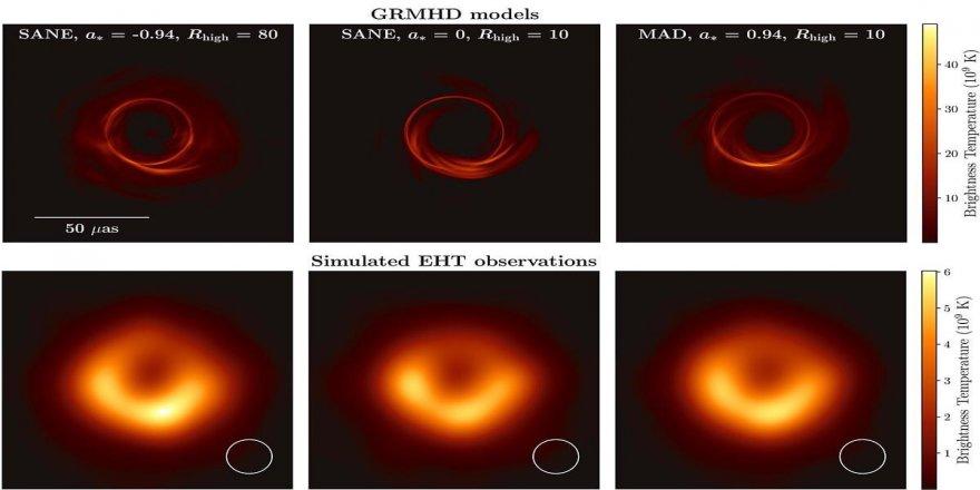 Bilim dünyasında ilk: Görüntülenemez denilen karadelik, görüntülendi!