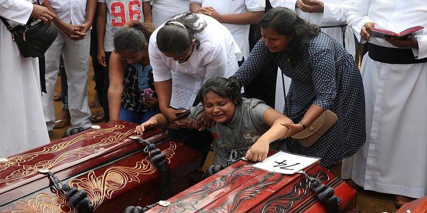 Sri Lanka'daki terör eylemlerini IŞİD örgütü üstlendi