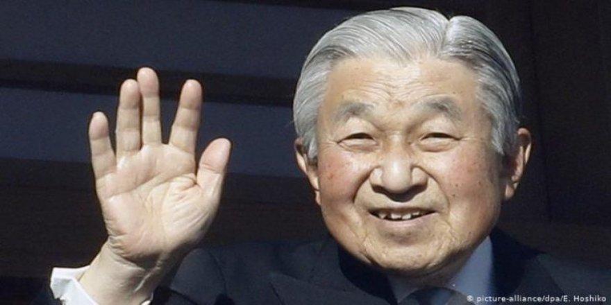 200 yıl sonra ilk: Japon İmparatoru tahttan feragat ediyor