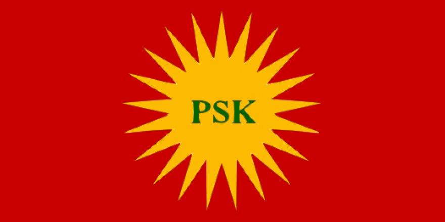 PSK: Yaşasın 1 Mayıs