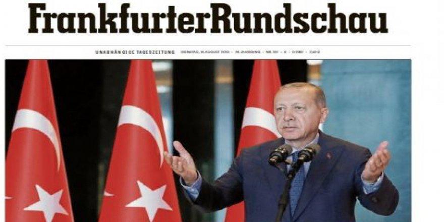 FR: Erdoğan ekonomik yaptırımdan anlar