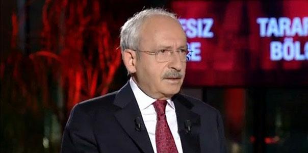 Kılıçdaroğlu: HDP'nin Liderinin Beştepe'de olmasında Yarar Var