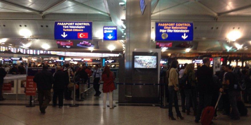 Hollanda'dan Türkiye'ye seyahat uyarısı