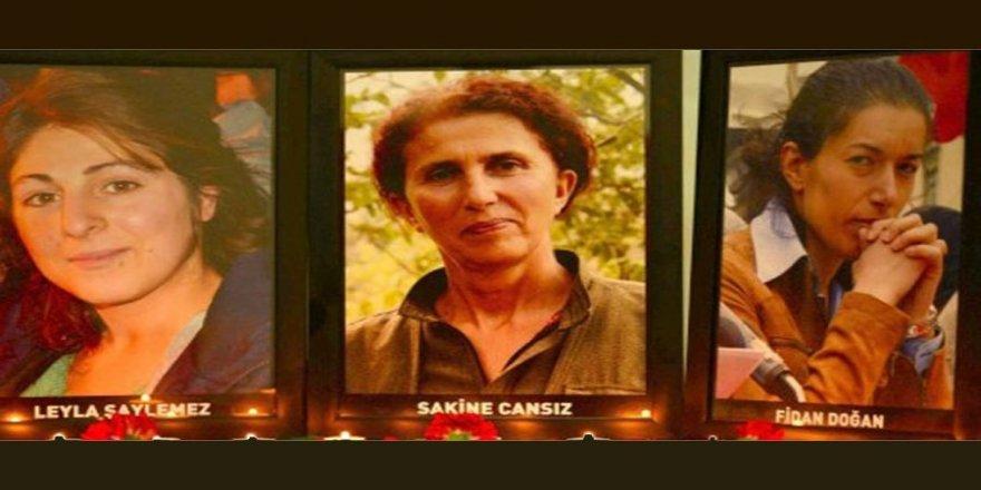 Fransa 3 kürt kadının öldürülmesinde 'MİT'in parmağı' olup olmadığını araştıracak