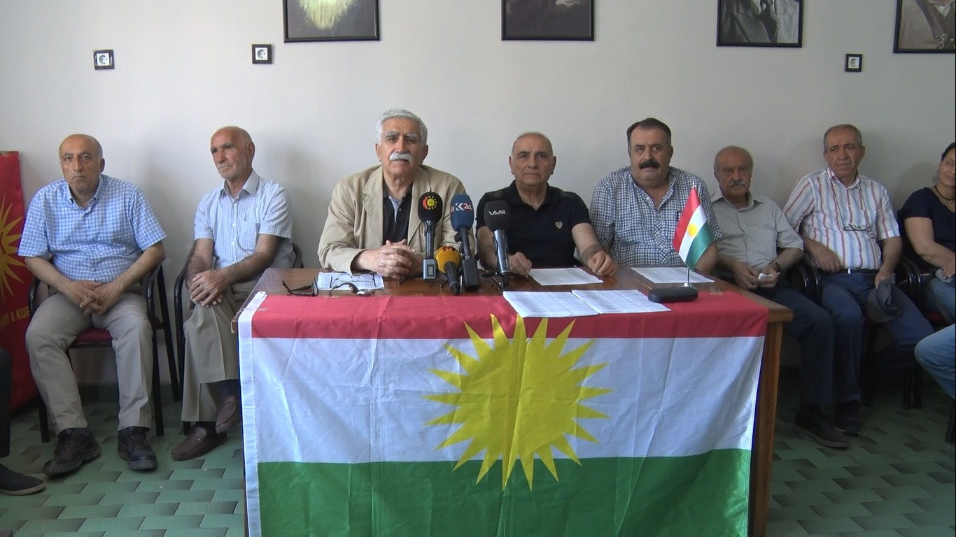 PSK ve PAK: Kürdistan isimli partilerin kapatılmasına sessiz kalmayalım