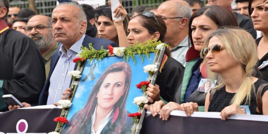 Diyarbakır Barosu: Müzeyyen Boylu cinayetinin takipçisiyiz