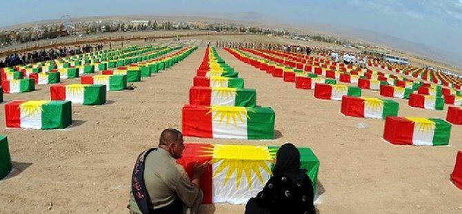 PAK:Güney Kürdistan'ın bağımsızlık ilanı, Barzan Enfal şehitlerine verilecek  en büyük hediye  olacaktır