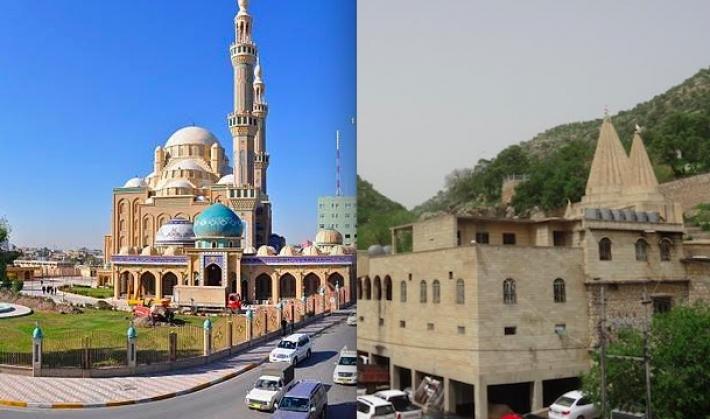 Ezdi Kürt ileri gelenlerinden Ramazan mesajı