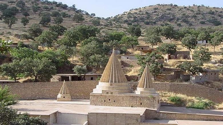 Laleş Tapınağı restore ediliyor