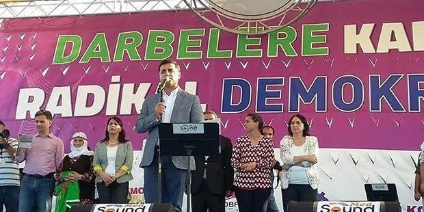 Demirtaş:Umarım Türklerle Kürtler Birbirini İyi Anlar