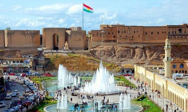Güney Kürdistan'ı bayramda 145 bin turist ziyaret etti