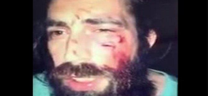 'Türk bayrağını tutmadı diye dövüp, videosunu çektiler!