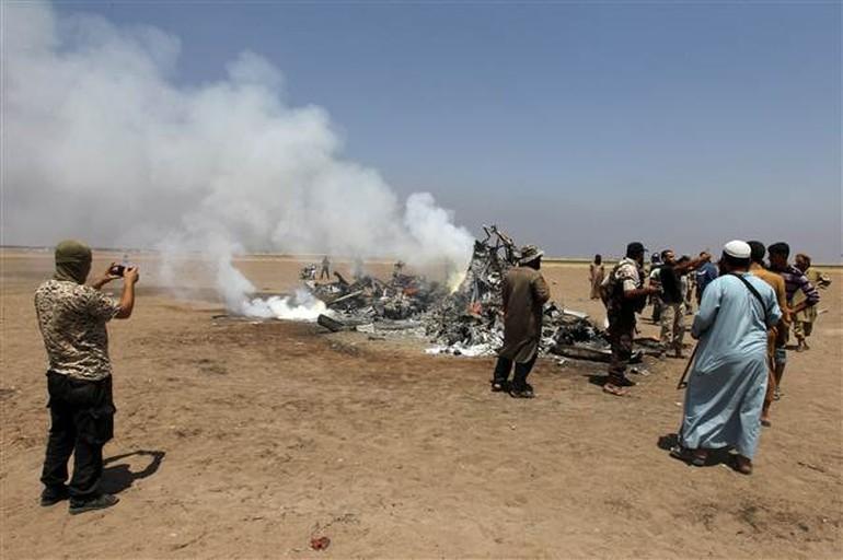 Suriye'de Rus helikopteri düşürüldü: 5 kişi yaşamını yitirdi