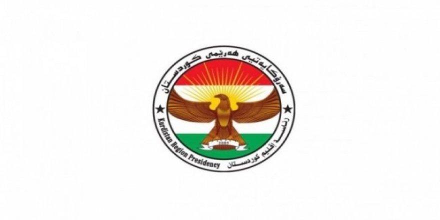 Kürdistan Bölgesi Başkanlığı logosunda değişiklik