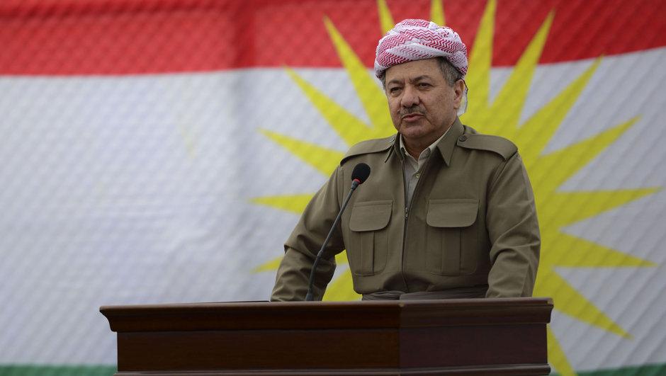 Mesud Barzani: Mesrur Barzani'yi daha başarılı bir Kürdistan için destekliyorum