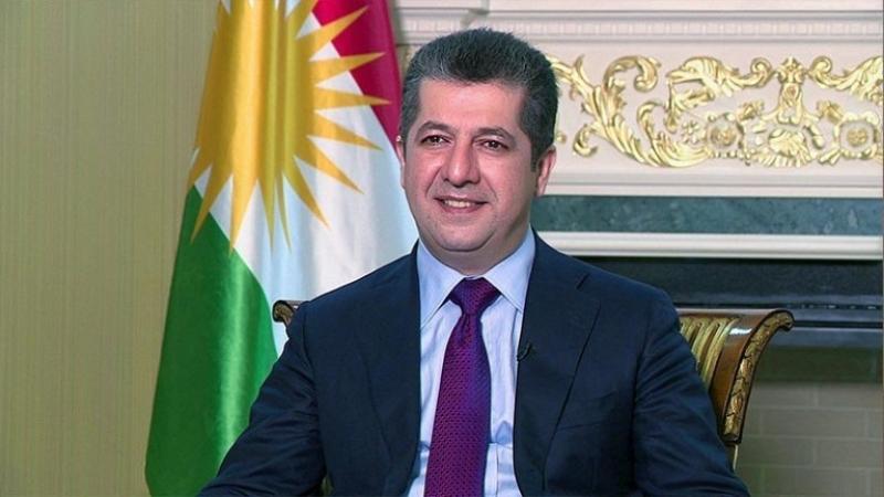 Özçelik: Kürdistan Hükümeti Başbakanlığı için Sayın Mesrur Barzani'yi kutluyoruz