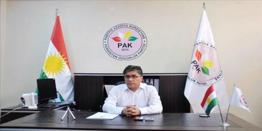 PAK Genel Başkanı: Kürt meselesi bir millet ve ülkenin hak ve özgürlükleri sorunudur