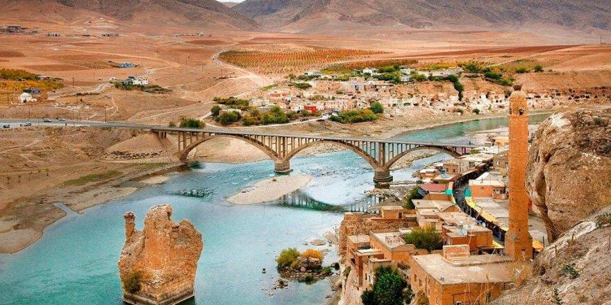 PAK: Hasankeyf'in Sulara Gömülmesi Tarihsel, Kültürel Bir Soykırımdır