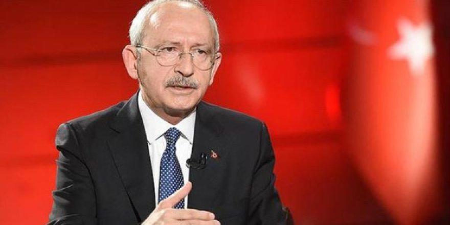 Kılıçdaroğlu'ndan Neçirvan Barzani'ye tebrik