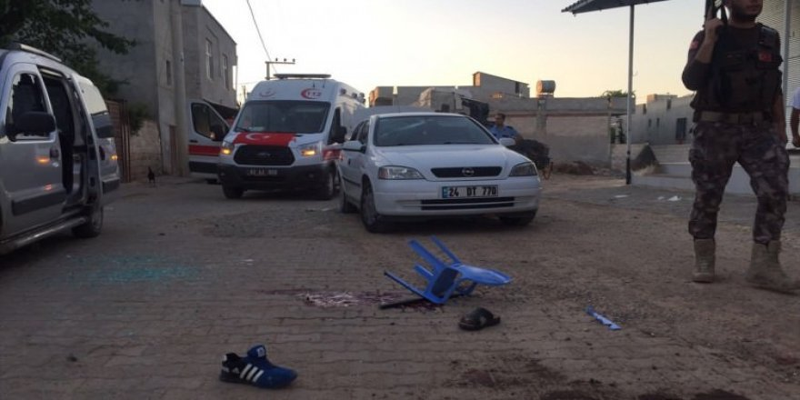 Şanlıurfa'da silahlı kavga: 6 ölü, 5 yaralı