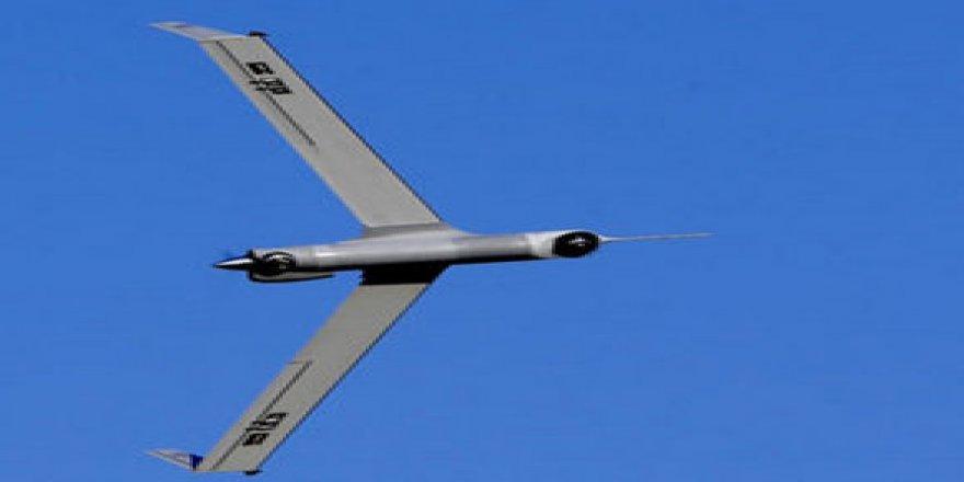 ABD İran'ı insansız hava aracını düşürmeye çalışmakla suçladı