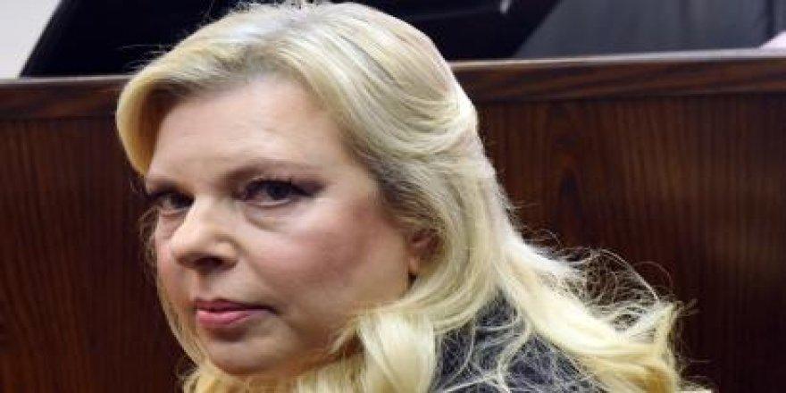 Sara Netanyahu 'yolsuzluk' suçundan mahkum oldu