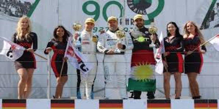 Kürt pilot Almanya da Formula şampiyonu oldu