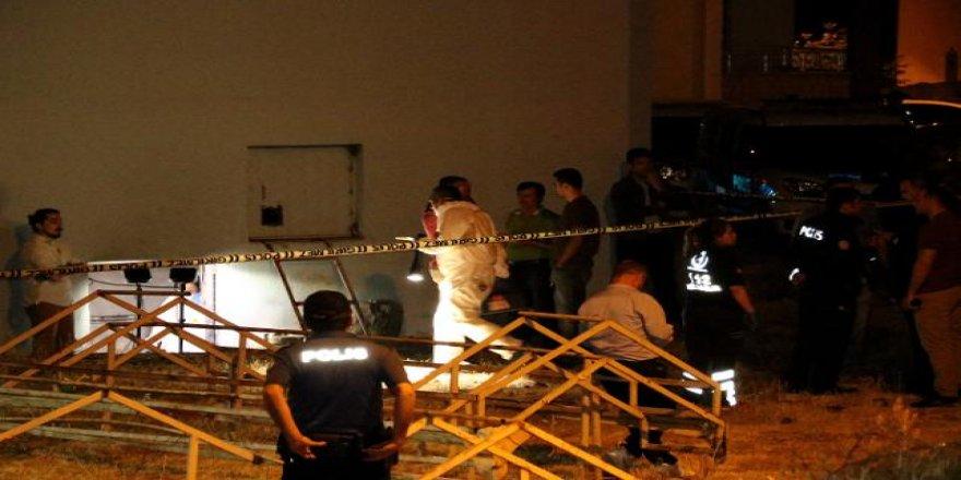 Erzincan' da bir yüzbaşı ölü bulundu