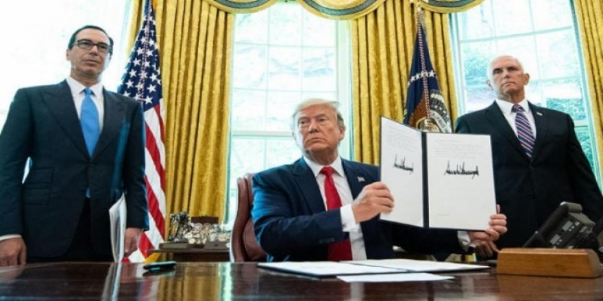 Trump'tan İran'a uyarı!