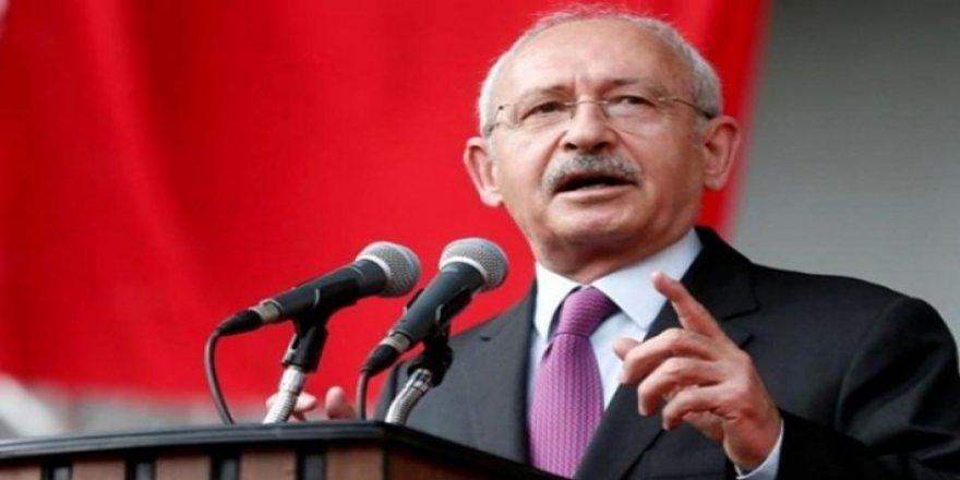 Kılıçdaroğlu: Kürt sorunu mecliste çözülür