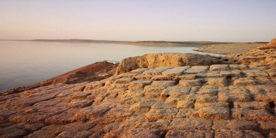 Duhok'ta 3600 yıllık antik bir kent bulundu