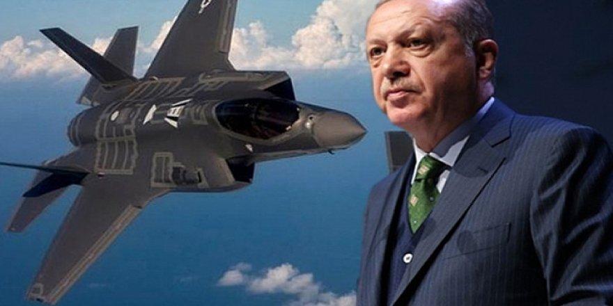 Erdoğan'dan F-35 değerlendirmesi