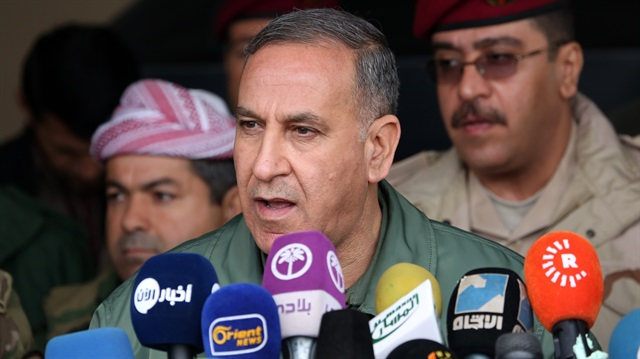 Irak Savunma Bakanı'ndan 'Bağımsız Kürdistan' açıklaması