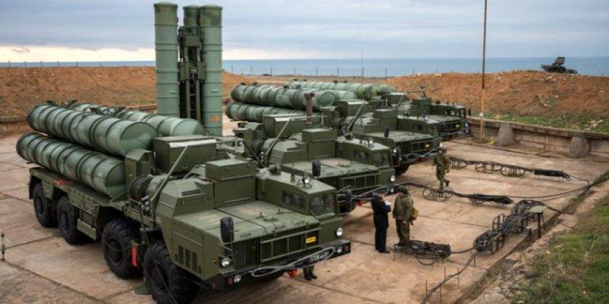 Rusya S-400'leri Türkiye'ye teslim ediyor