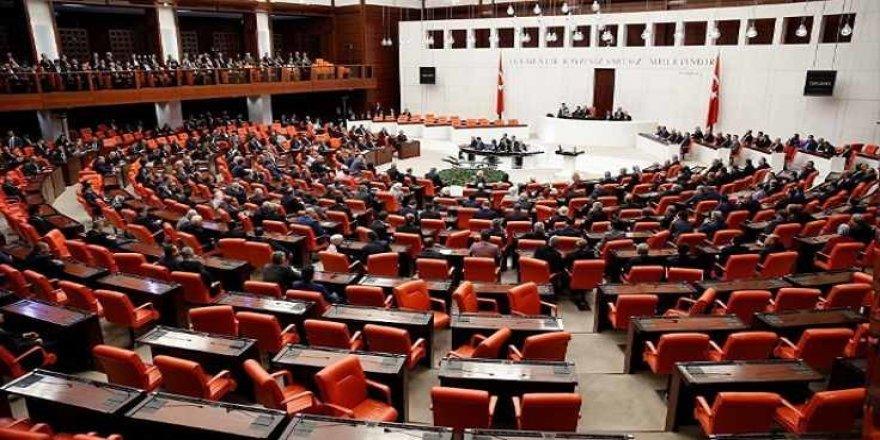 Meclis'e 10 yeni dokunulmazlık dosyası sunuldu