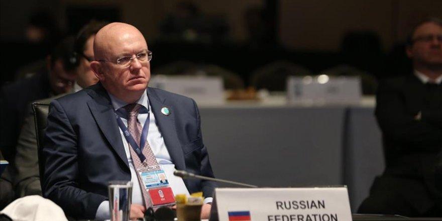 Rusya: Silah desteği engel oldu!